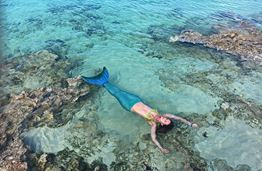 Mermaiding: Fun with Fins in Cuba