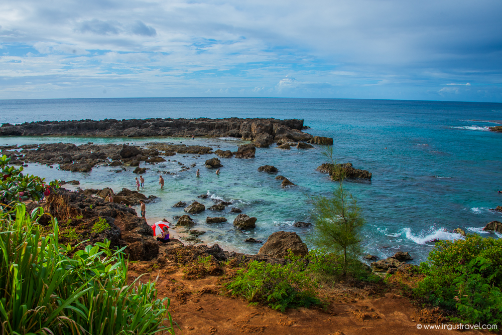 Reef bay - the best place to go snorkeling in Hawaii