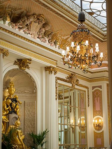 Luxury The Ritz London Hotel