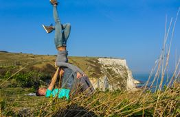 The Very Edge of Great Britain – The White Cliffs of Dover