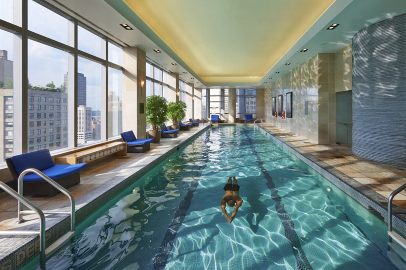 Information about Mandarin Oriental hotel in New York