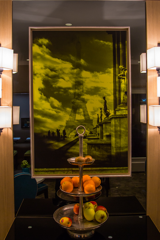 Luxury balmoral hotel in the very heart of paris for Design hotel eifel