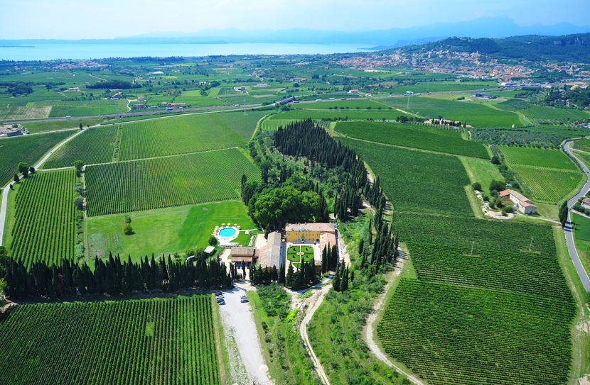 Villa Cordevigo Wine Relais, Garda Lake, places to eat in Italy