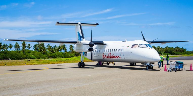 Maldivian airways
