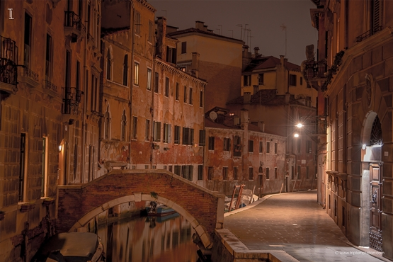 Venice old town Wallpaper