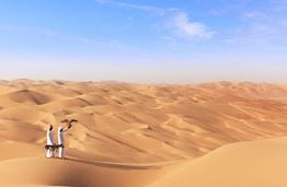 Qasr Al Sarab Desert Resort by Anantara - An Arabian Fairytale Castle in the Desert