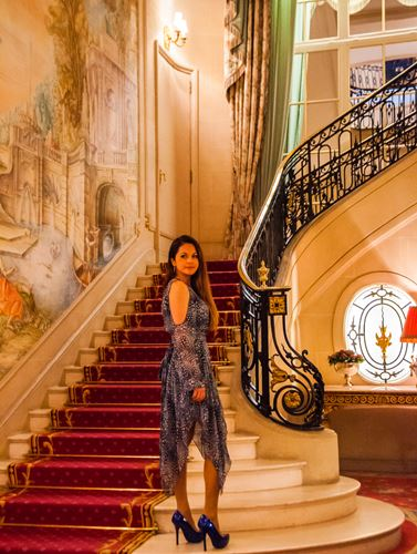 The Ritz London luxury interior
