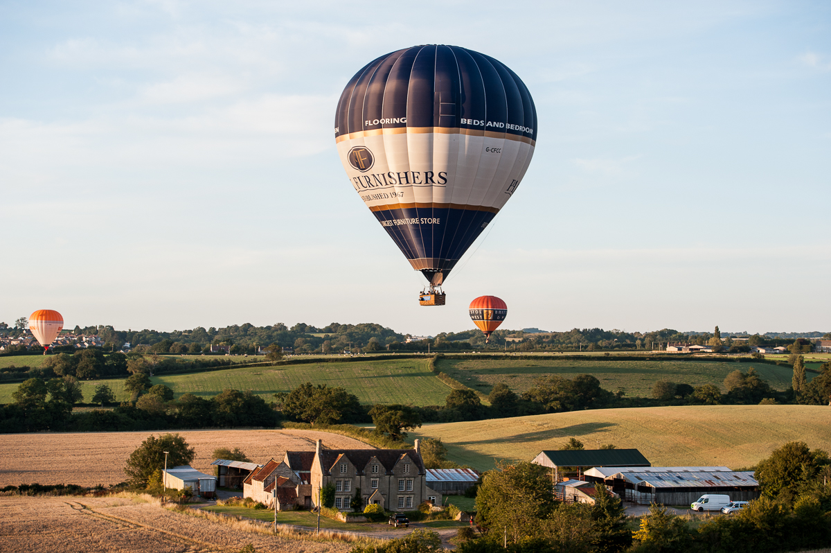 Largest hot air festival in Europe