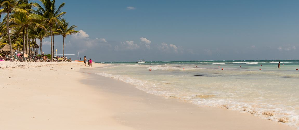 Drems Tulum Private Beach