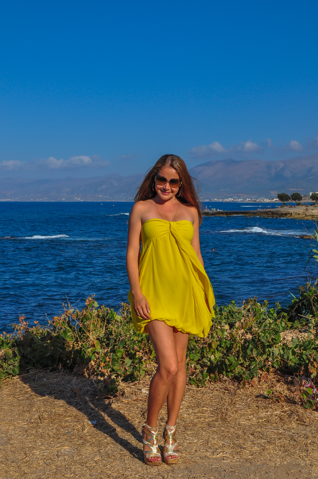 Fall in love on a Crete