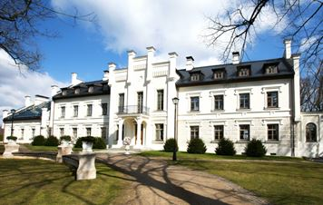 Rumene Manor, Latvia: Neo-Gothic meets New Luxury