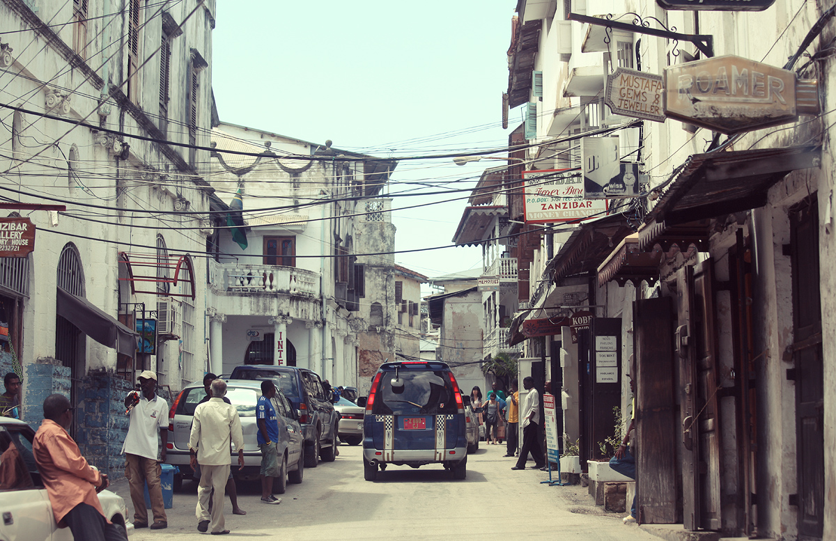 Beautiful Stone Town Zanzibar