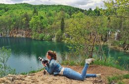 Plitvice Lakes, Croatia: A Feast for the Senses