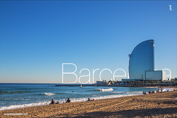 Great Barcelona wallpapers