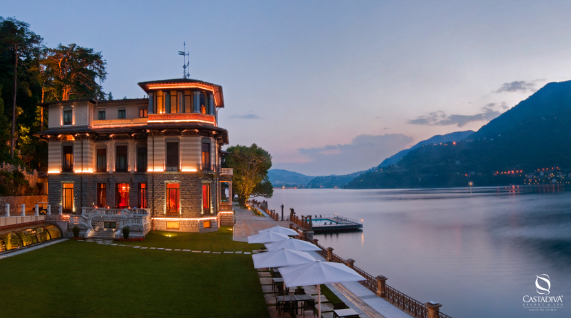 Casta Diva Resort & Spa, Lake Como