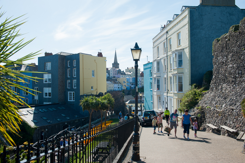 Lovely seaside town Tenby