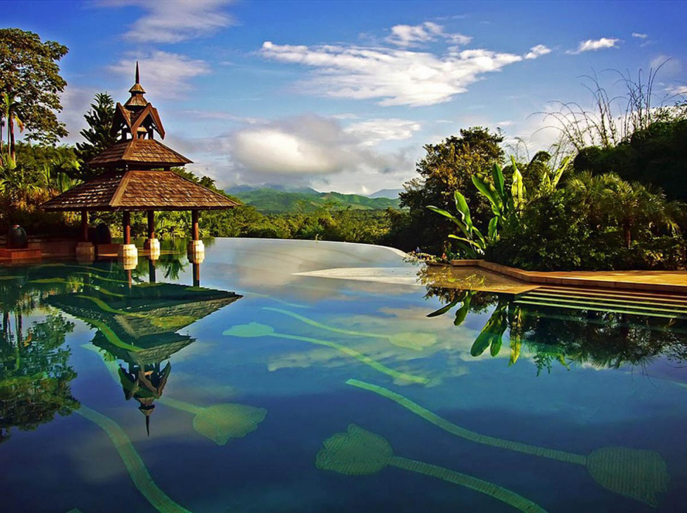 Anantara Golden Triangle Resort, Thailand