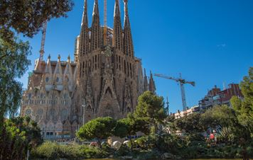 A Walk of Art and Beauty in Barcelona