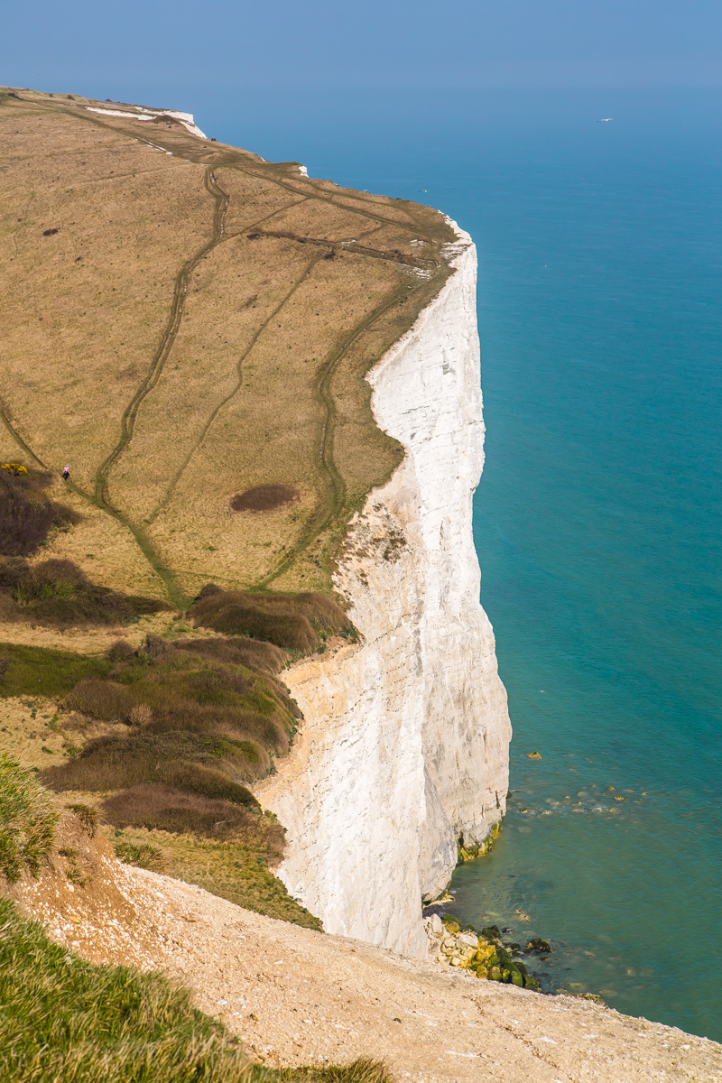 Breathtaking view Cliffs of Dover