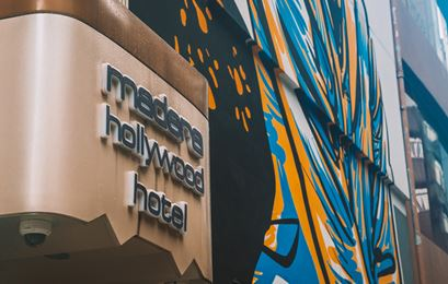 The Madera Hollywood – a small piece of Los Angeles in the middle of Hong Kong