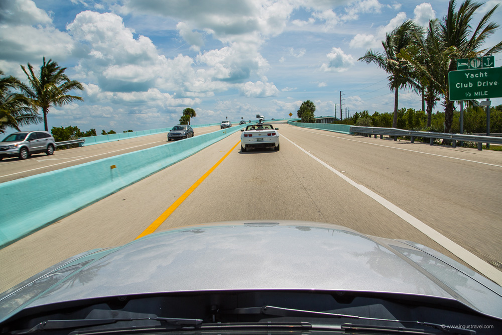 Key West roads