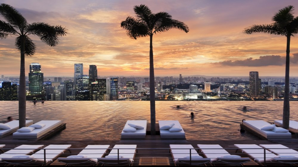 Singapore. Best hotels in Singapore