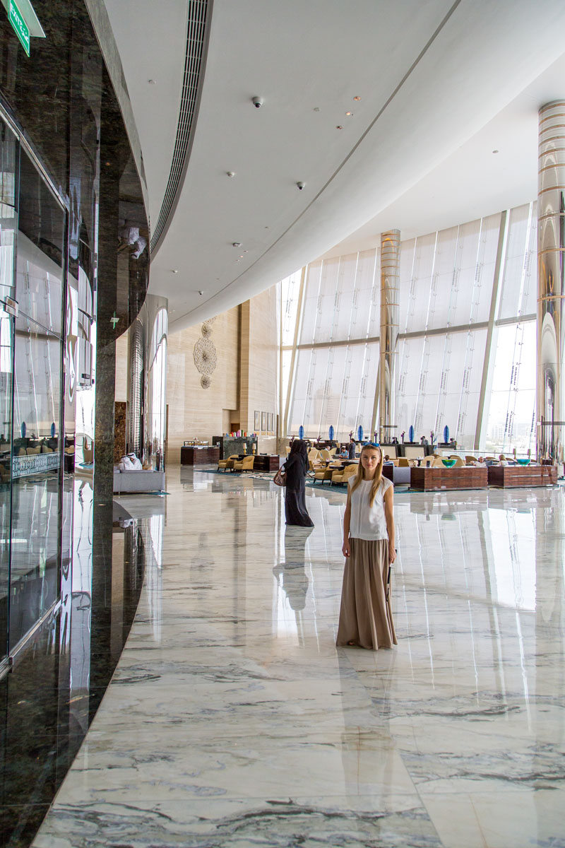 Exploring Jumeirah Etihad Towers