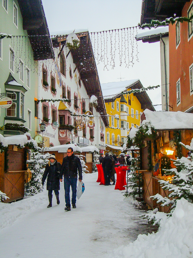 Oldest and best ski resort in Austria