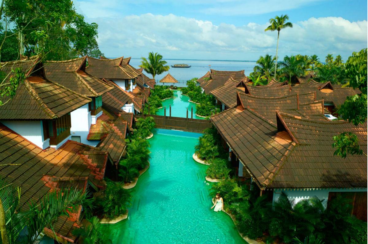 Top 10 ayurvedic resorts in kerala Resorts in kerala with swimming pool