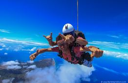 Hawaii Skydiving - One of the Most Beautiful Places for Flying