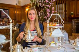 Brown's Hotel: The Perfect English Tea in the Perfect Setting