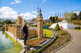 Mini-Europe in the heart of Europe