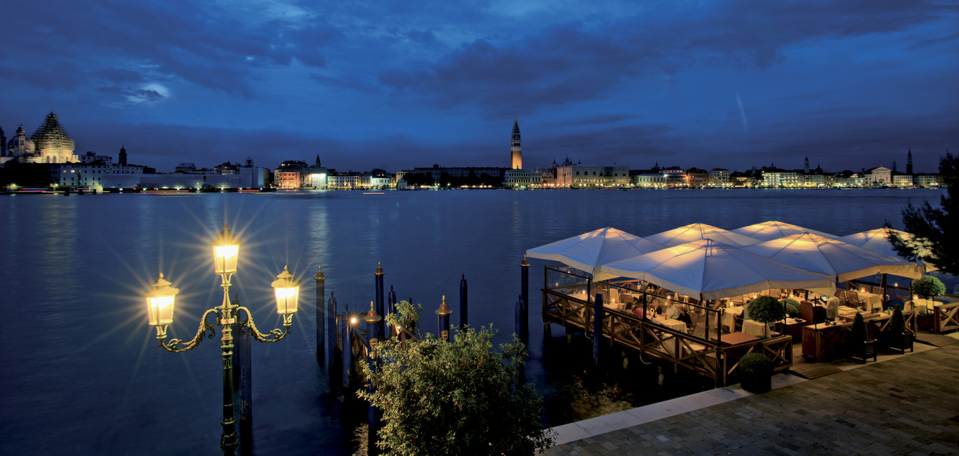 Belmond Hotel Cipriani, Venice, best places to eat in Italy