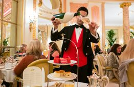 High Tea at the World Famous Ritz, London