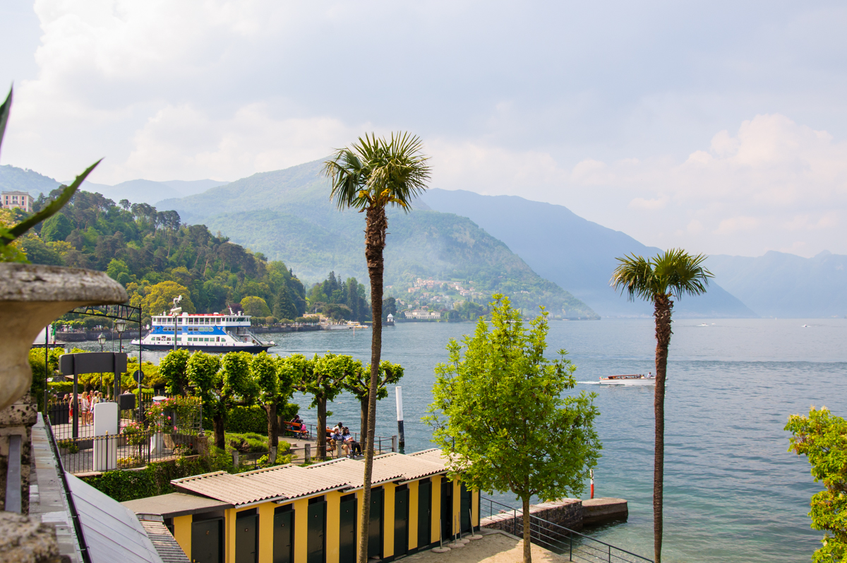 Villa Serbelloni private dock