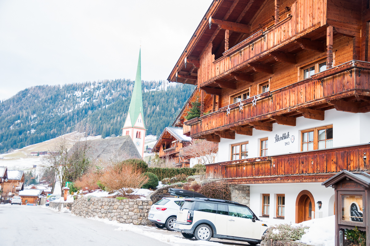 Beautiful hotel in Alpbach