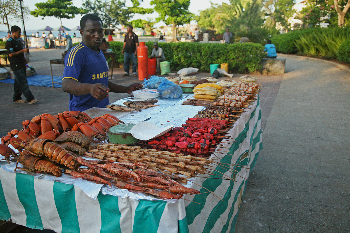 Top places in Zanzibar local seafood