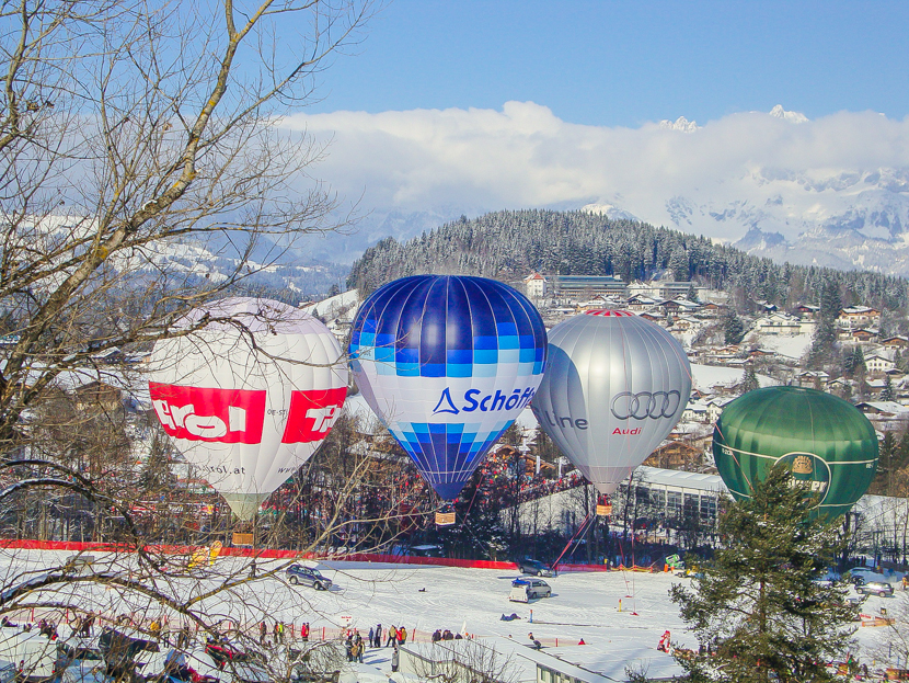 Visit best ski resort in Alps