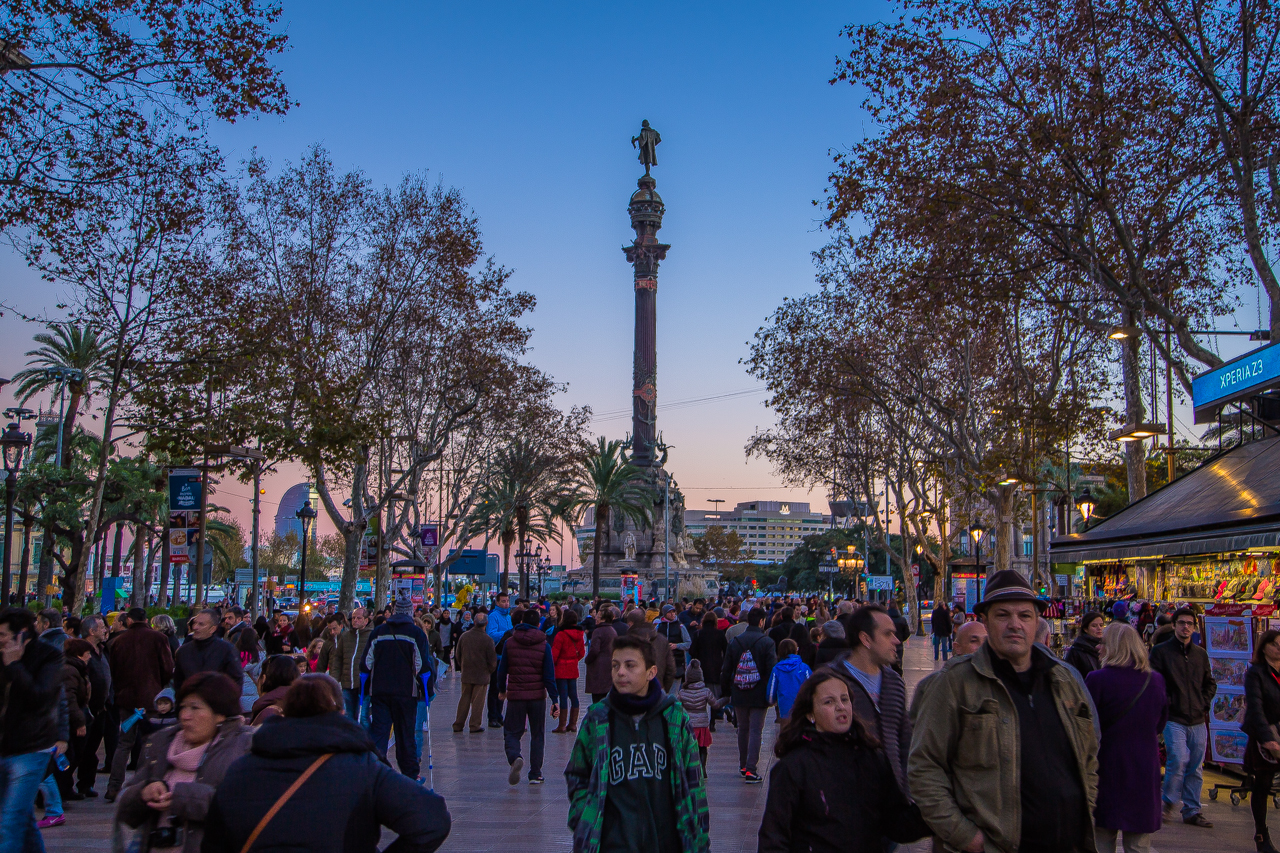 Facts about La Rambla street