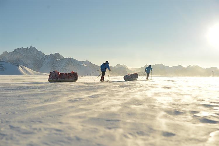 Expedition to South Pole