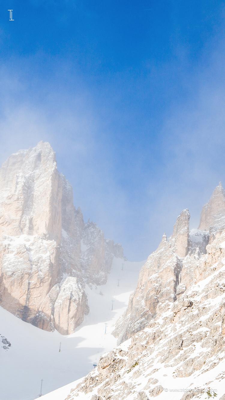 Download Mountain Ski Track IPhone 6
