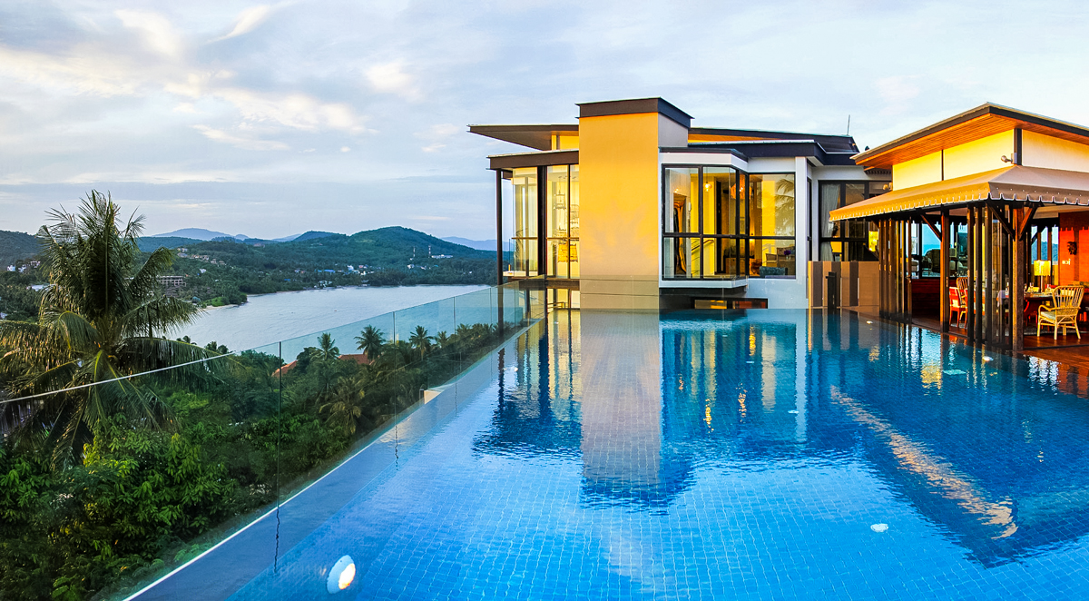 Cape Absolute Suite in Cape Panwa hotel in Phuket
