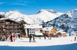 Lech Zurs: Why Royal Families Choose this Resort in Austria