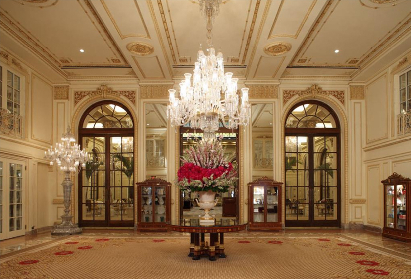 Book The Plaza hotel in New York