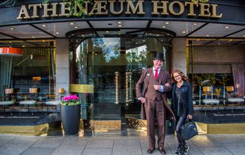 The Athenaeum Hotel: A Luxurious, 'Homely', Celebrity-Hotel with a British Soul
