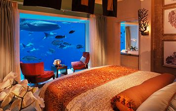 The World's 10 Sexiest Hotel Rooms