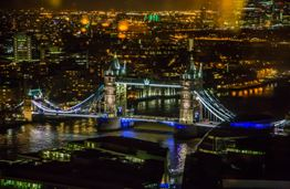 London by Night: Viewing the Capital From its Highest Vantage Point, and a Visit to the Most Stylish Club