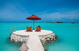 Taj Exotica Resort & SPA: Your Very Special Barefoot Island Escape