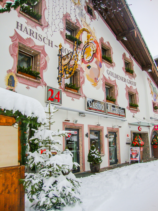 award winning restaurants in Austria