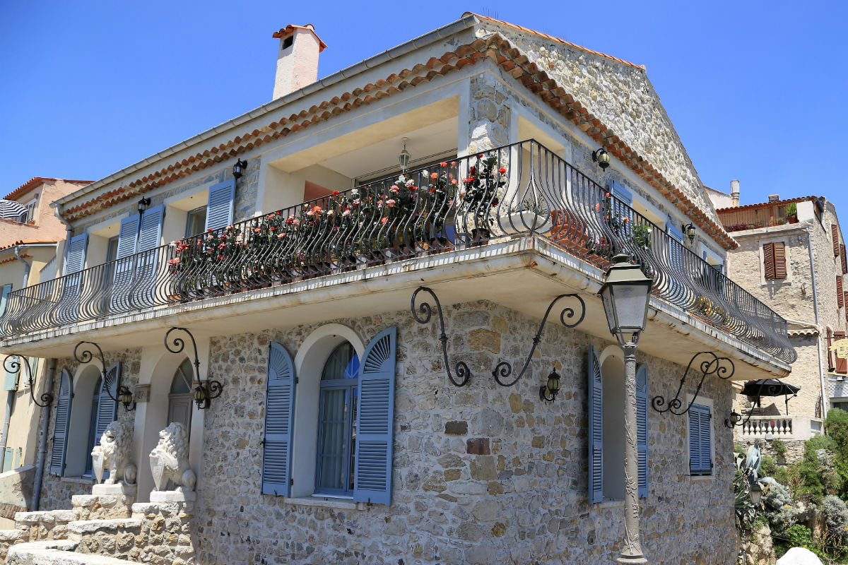Antibes house in the old town
